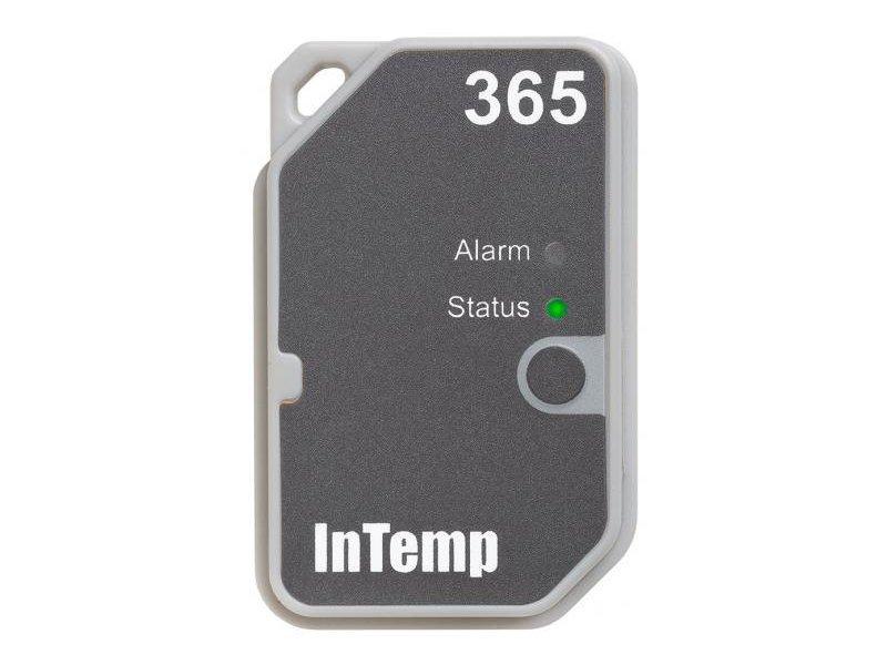 Data Logger de Temperatura Bluetooth Descartável para Uso em 365 Dias CX503