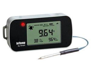 Data Logger de TemperaturaBluetoothpara Freezer InTempCX402-TxM