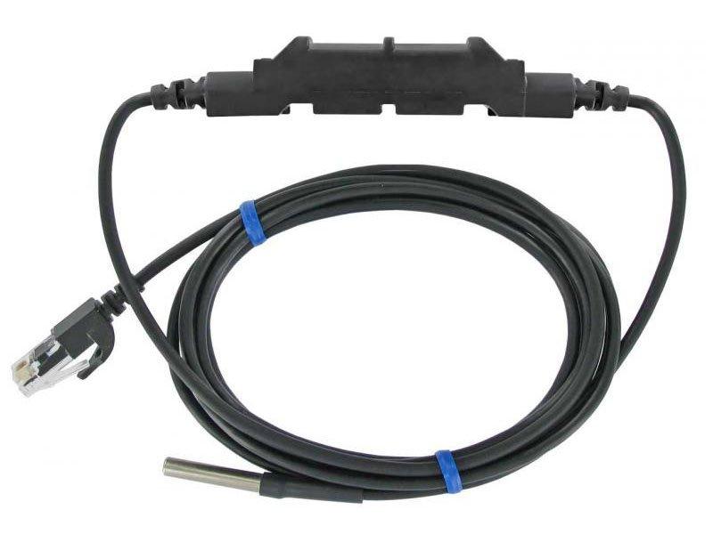 Data Loggercom Sensor de Temperatura eSensor deUmidade doSolo- Comunicação USB