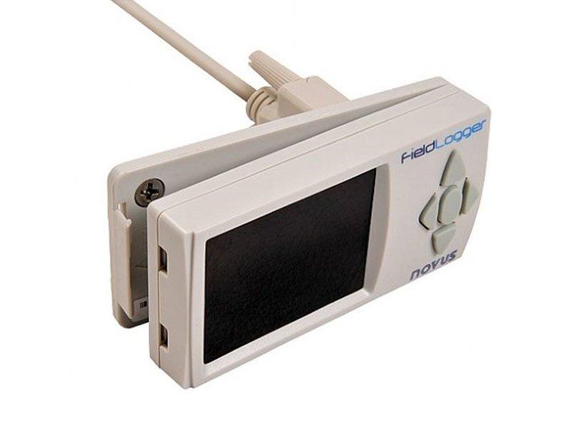 FieldLogger - Módulo de Aquisição e Registro de Dados - 512K, Interface RS485, Ethernet e USB