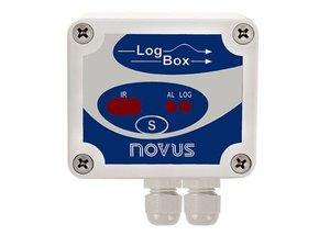 Data Logger Eletrônico de Sinais Analógicos LogBox-AA, 64K, IP67