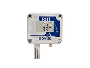 Sensor de Temperatura e Umidade RHT-WM-485-LCD (Saída RS485 Modbus RTU)