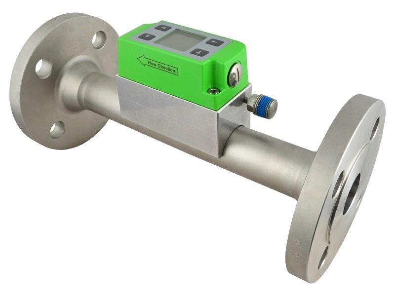 Medidor Compacto de Fluxo de Ar Comprimido EE741