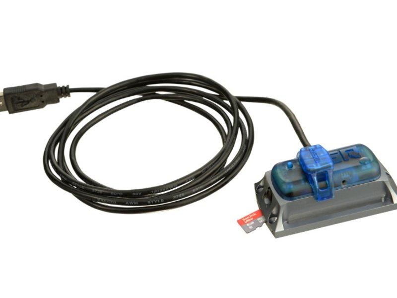 MSR 165 com cabo de conexão