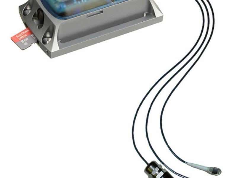 MSR 165 com sensores externos