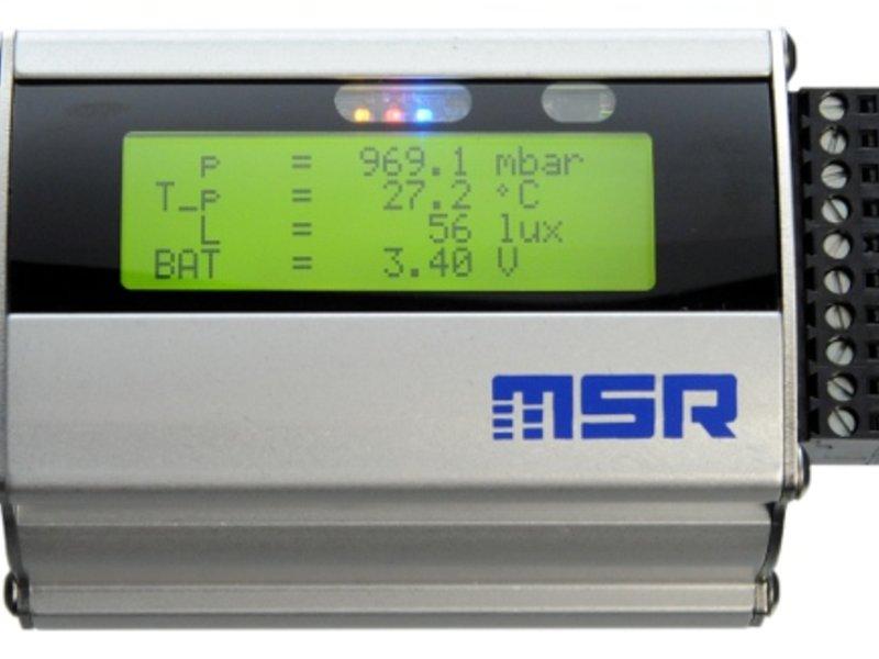 Data Logger MSR 255