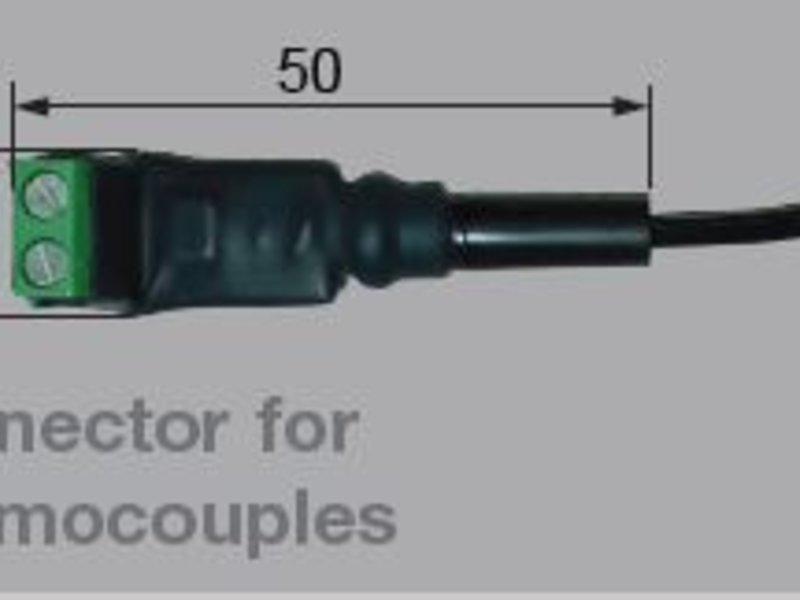 MSR 145W2D termopar