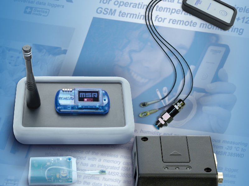 Wireless datalogger 385