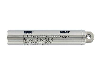 Data Logger de Temperatura Para Submersão em Água Até 11000 Metros U12-015-03