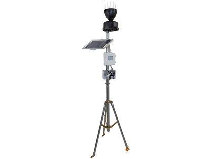 EP-RX-100 - Estação Pluviométrica Automática com Telemetria de Dados EP-RX-100
