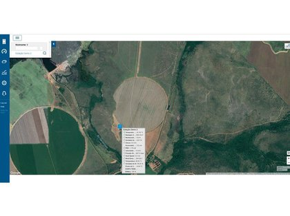 Estação Agrometeorológica Solo Onset Com Telemetria de Dados