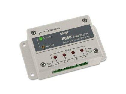 Data Logger de Pulso 4 Canais Memória Estendida  Hobo UX120-017M
