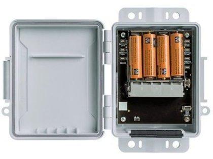 Robusto e compacto Datalogger com 5 entradas Digitais.