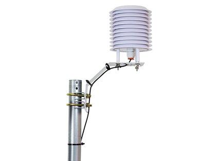 Estação Agrometeorológica para Inversão Térmica Onset com Armazenamento de Dados Interno