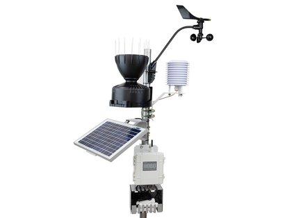 EMB-RX-300 - Estação Meteorológica Básica Onset com Telemetria de Dados