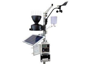 EVPM-RX-500 - Estação Onset com Telemetria de Dados para Cálculo de Evapotranspiração por Pennan Monteith