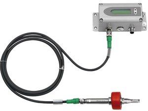 Sensor de Vazão de Nitrogênio Oxigênio CO2