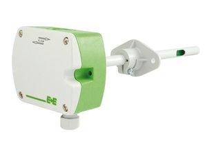 Duto de montagem de CO2, RH e T transmissor para HVAC EE850