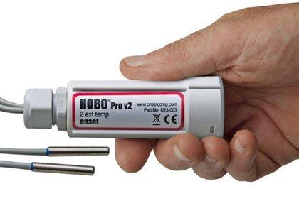 Data Logger de Temperatura Com 2 Sondas Externas U23-003