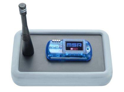 Sistema de medição sem fio com data logger, módulos transmissores, terminal GSM MSR385WD