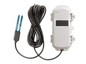 Sensor de Umidade do Solo Sem Fio HOBOnet Integra Comprovado ECH 2OEC5 RXW-SMC-900