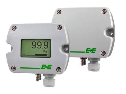 Sensor de Baixa Pressão Diferencial EE610