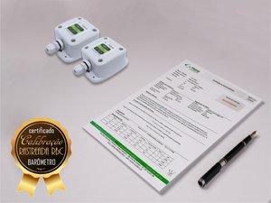 Calibração Rastreável RBC Barômetro (CRAS-BAR)