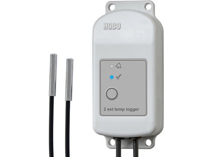 Data Logger de Temperatura Bluetooth Com 2 Sondas Externas MX2303