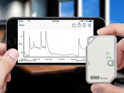 Data Logger De Temperatura Bluetooth MX100
