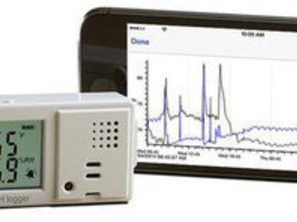 Termo-Higrômetro Digital com Data Logger MX1101