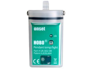 Data Logger Temperatura/Luminosidade 64K Hobo Pendant UA-002-64