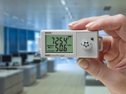 Termo-Higrômetro Digital com Data Logger UX100-011