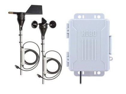 HOBO Data Logger H21-USB com Sensor de Direção e Velocidade do Vento - ComunicaçãoUSB