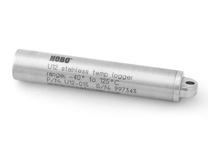 Data Logger de Temperatura Para Forno, Autoclave e Pasteurização U12-015.